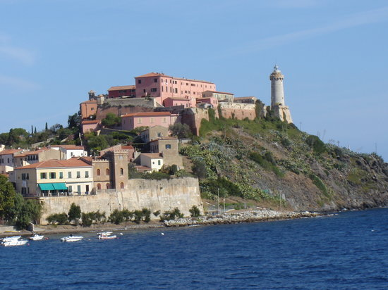 Bed and breakfast i Portoferraio