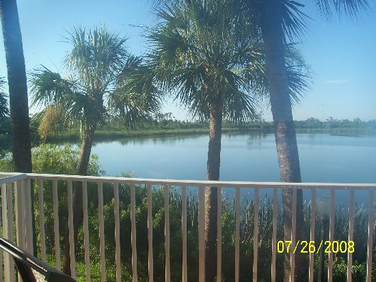 Holiday Inn Express Port Charlotte: balcony view