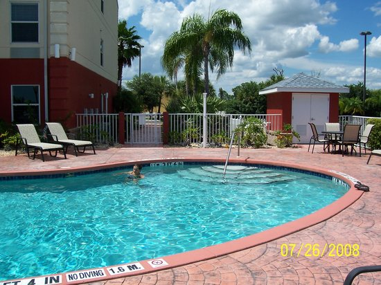 Port Charlotte, Floryda: pool
