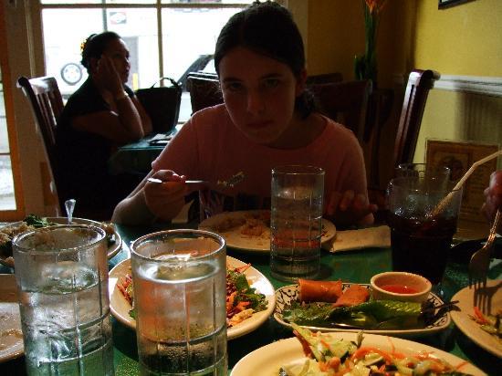 Naung Mai Thai Kitchen: Madison, tasting culture