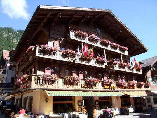 Hotel Baren: exterior