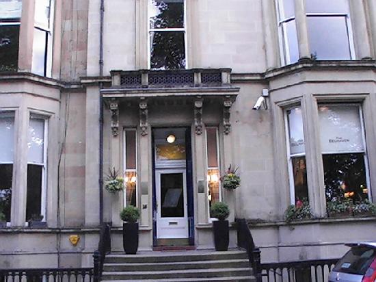 The Belhaven Hotel: Entry
