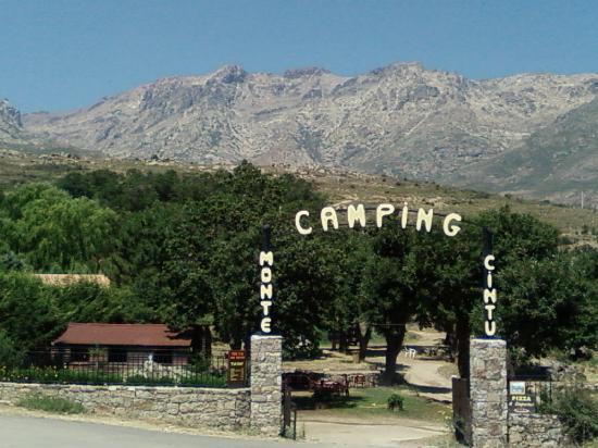 Camping U Monte Cintu : une vue imprenable sur le monte cinto