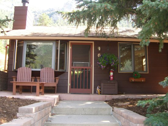 McGregor Mountain Lodge: Cottage #6