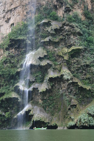 Μεξικό: El arbol de navidad - Canyon des Sumidero