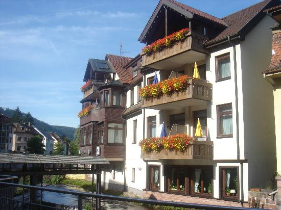 Bad Wildbad Hotel Sonne
