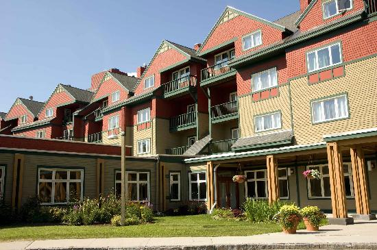 Grand Summit Resort Hotel: Many different types of accomodations