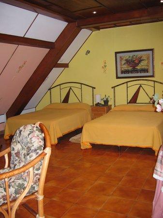 Hotel La Pyramide: Ramses Room