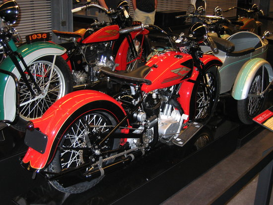The Best Harley Collection Anywhere! - Review of Harley-Davidson