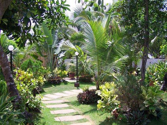 Paragayo Resort: Resort Garden
