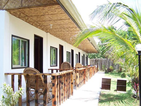 Paragayo Resort: Standard Rooms