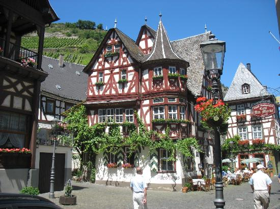 more bacharach picture of hotel kranenturm bacharach tripadvisor. Black Bedroom Furniture Sets. Home Design Ideas
