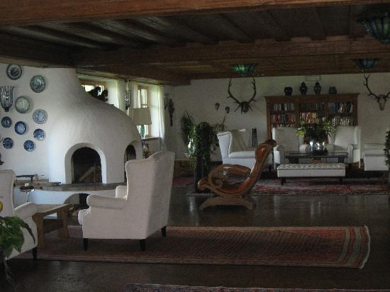 San Cassiano, Italia: the living Room