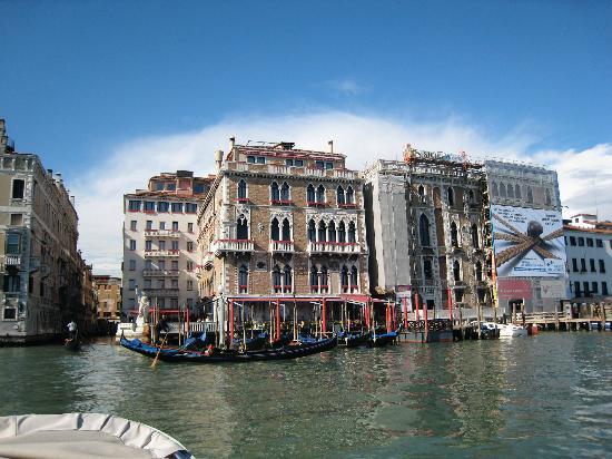 Hotel Bauer Venice Italy Bild Von Venedig City Of Venice