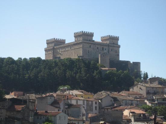 Celano Castle