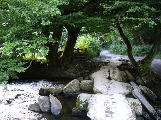 Higher Langridge Farm : The Tarr Steps
