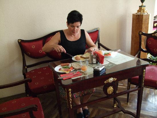 Rachmaninov Art-Hotel: Frühstück