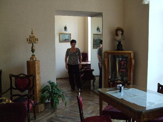 Rachmaninov Art-Hotel: Frühstücksraum