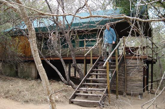 Gwalagwala: Our Tent!