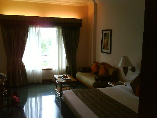 The Ummed Ahmedabad: garden view room 2