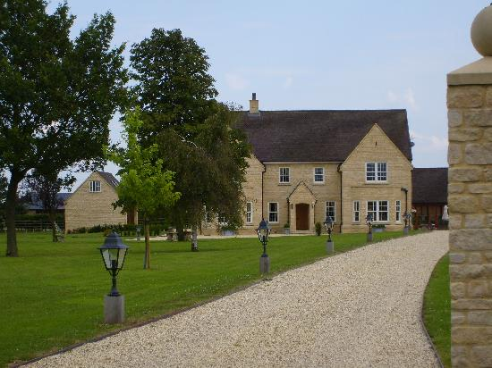 Grange Farm Country Cottages: The main house