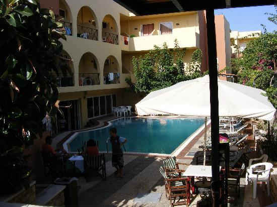 Dimitrios Beach Hotel: hotel dimitrios