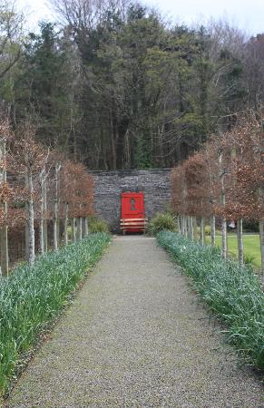 Ireland: co. Clare - Kilrush - Vandeleur Walled Garden