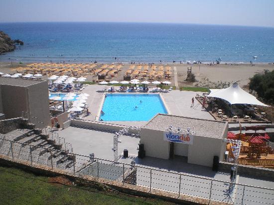 Sentido Mikri Poli Crete: Vista dalla camera