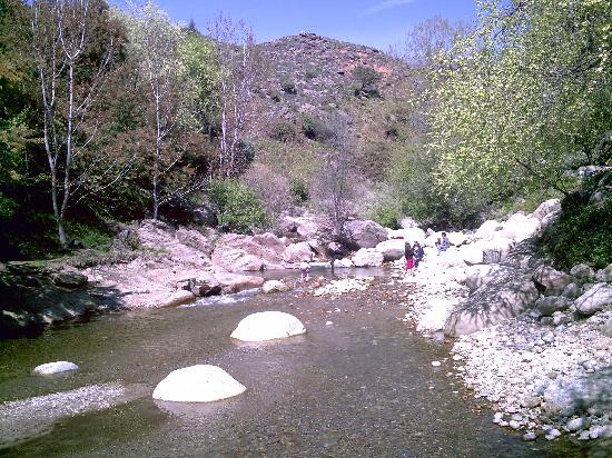 La Troje Oropesana: Paisaje de la Sierra de Gredos
