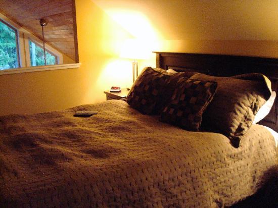 Oceanside Village Resort: Loft Bedroom