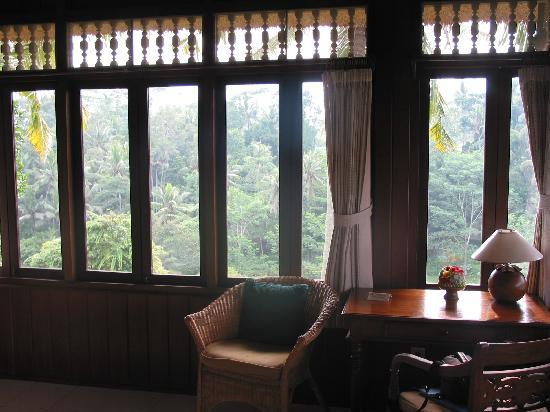 Alam Indah: chambre