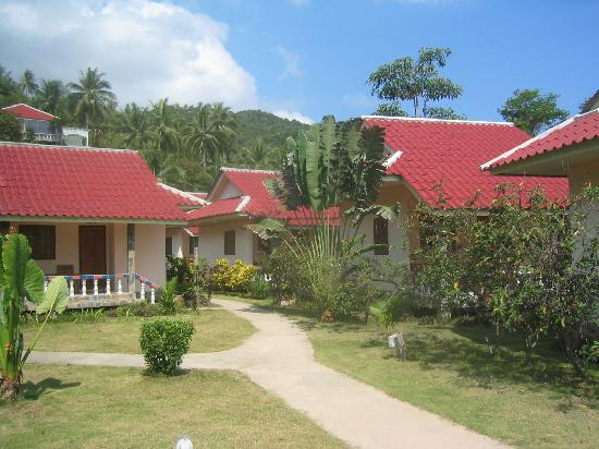 Phuwadee Resort & Spa: Raiwin Bungalows