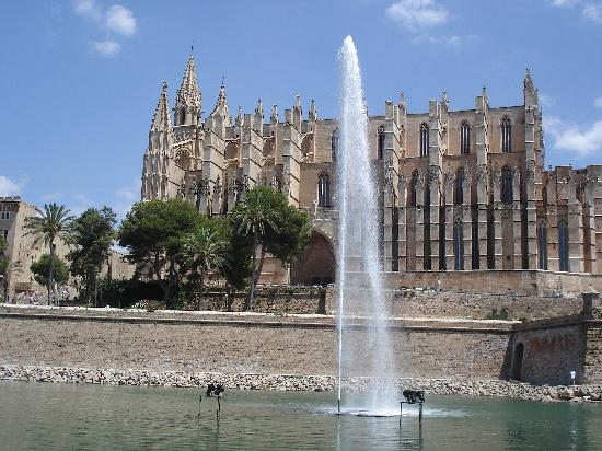IBEROSTAR Pinos Park: La cathedrale de Palma