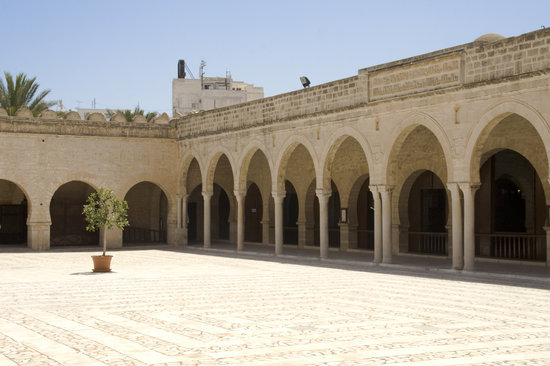 Sousse, Tunezja: The Grand Mosque