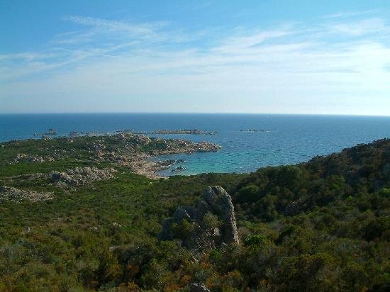 Reserve Naturelle des Bouches de Bonifacio: Presqu'ile de Bruzzi
