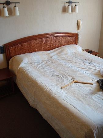 Inter-Hotel Albi le Cantepau: Le lit