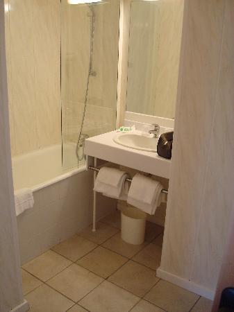 Inter-Hotel Albi le Cantepau: un bout de la salle de bain