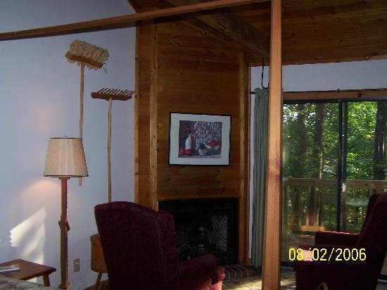 Mountain Top Lodge at Dahlonega: Amish Room