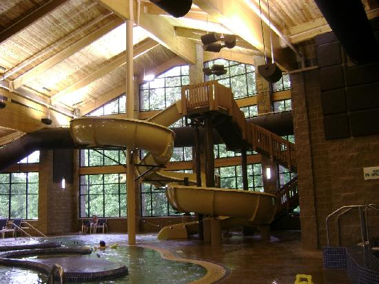 Abe Martin Lodge: Waterpark one