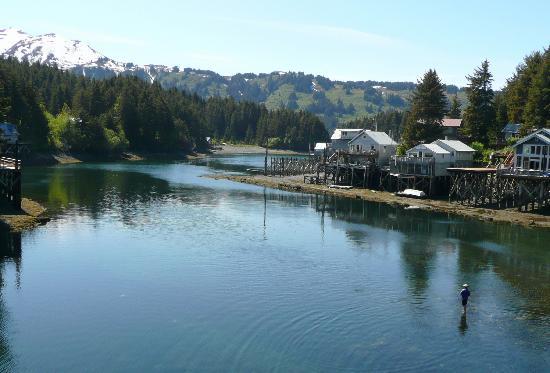 Tutka Bay Lodge: Soldatna is worth a visit