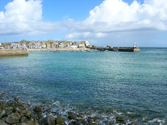 The Mustard Tree: St Ives Harbour