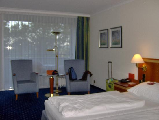 Wyndham Garden Lahnstein Koblenz: Room
