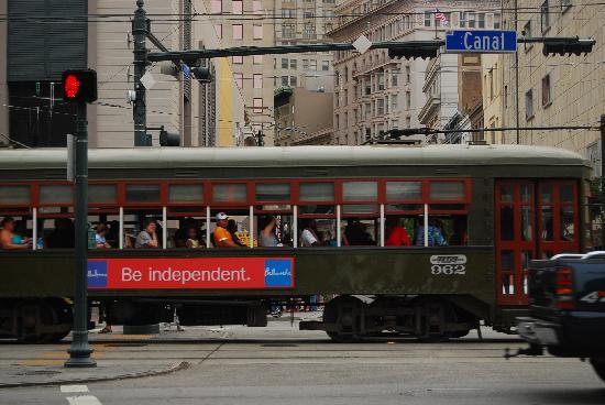 Nowy Orlean, Luizjana: Street car