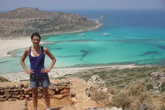 ماريا بيتش: le lagon de Balos à 15 km de l'hotel