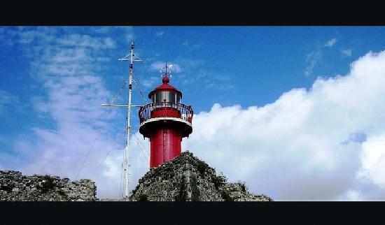 Lighthouse in Figueira da Foz