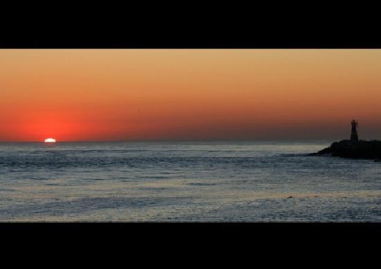 Figueira da Foz, Portugal: Sunset at Figueira