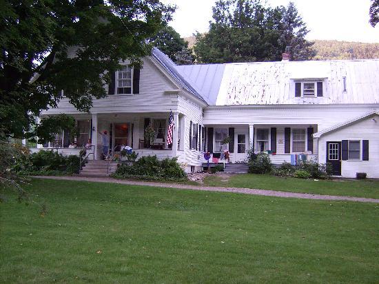 Liberty Hill Farm Inn: Liberty Hill Farm - the house
