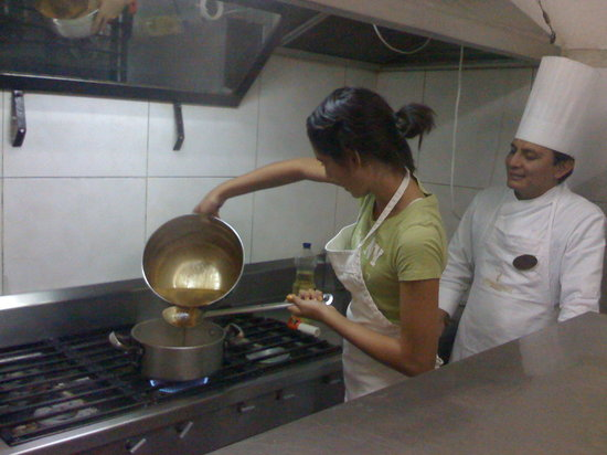 Meson Sacristia Cooking School