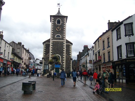 ‪‪Whitehaven‬, UK: Keswick Market place‬