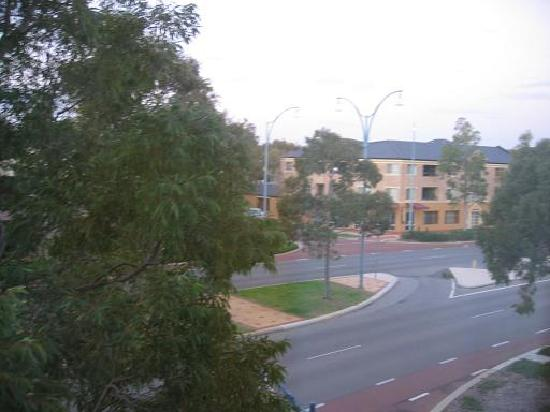 Joondalup City Hotel : View out the window